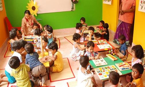 Kanchana Paati Interest Centers